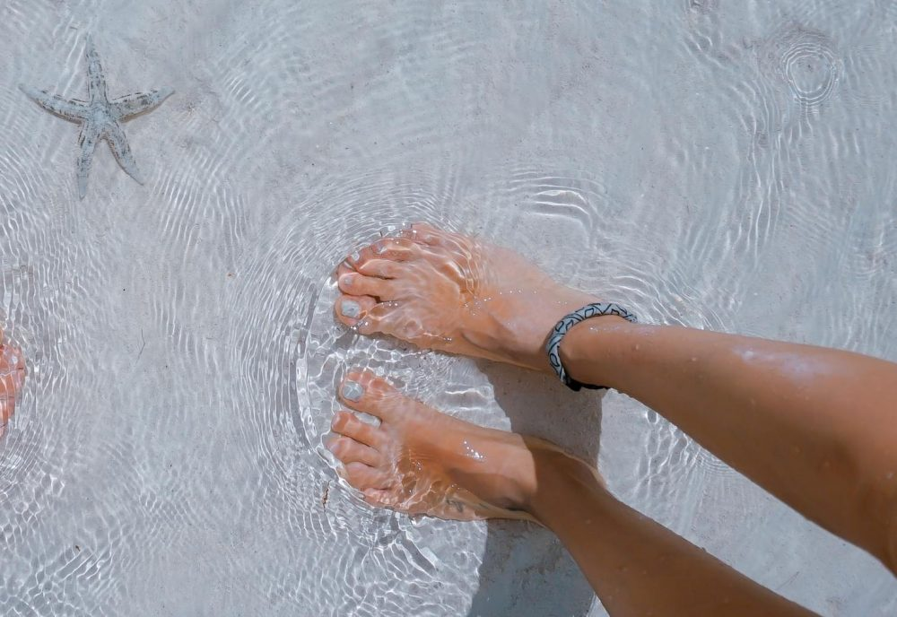 Footcare - How to Get Your Feet Perfectly Beach Ready !