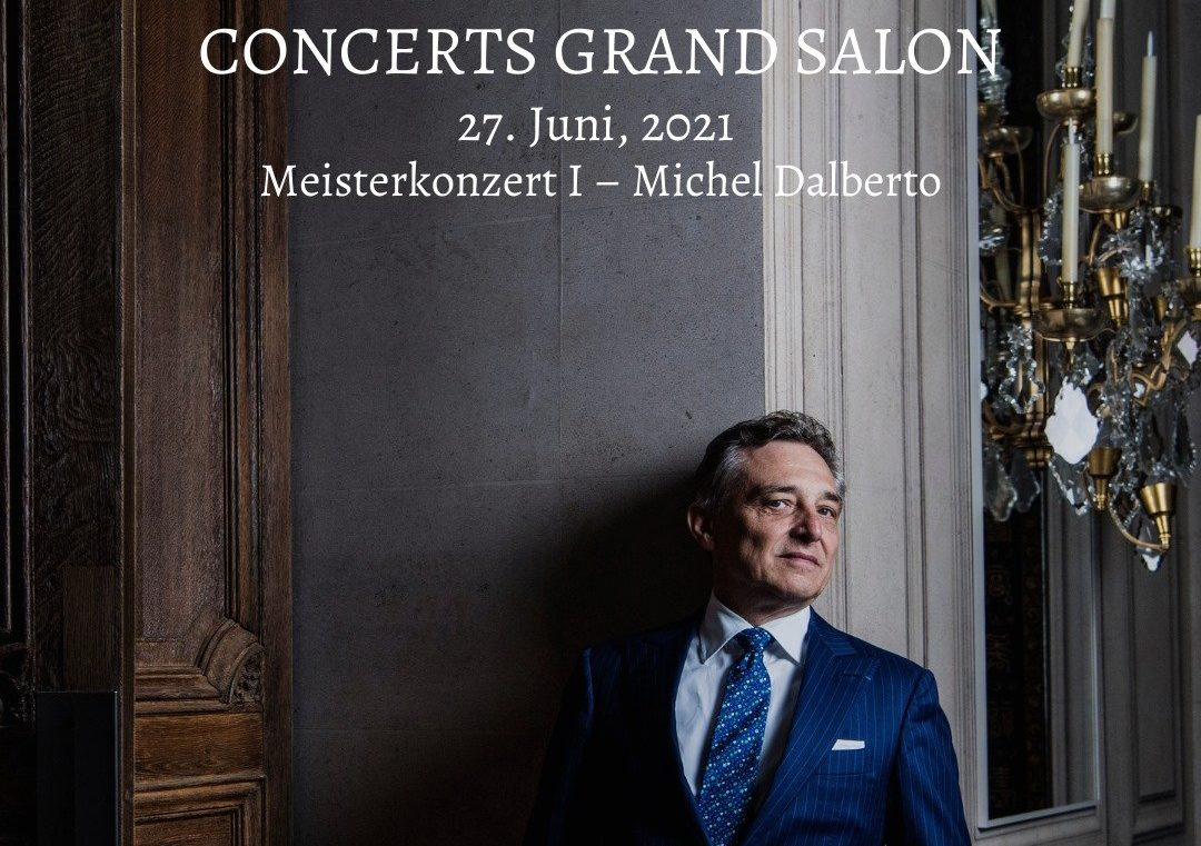 SAVOY BAUR EN VILLE CLASSICAL CONCERTS Michel Dalberto