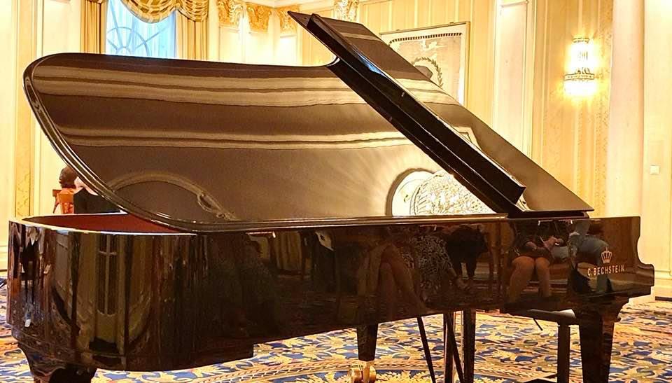 Grand Salon Concert Series at Savoy Baur en Ville Zurich