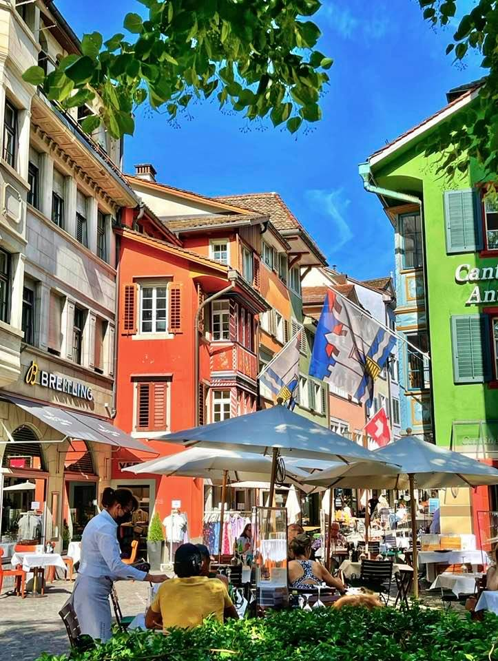 What's on in Zurich in the Summer