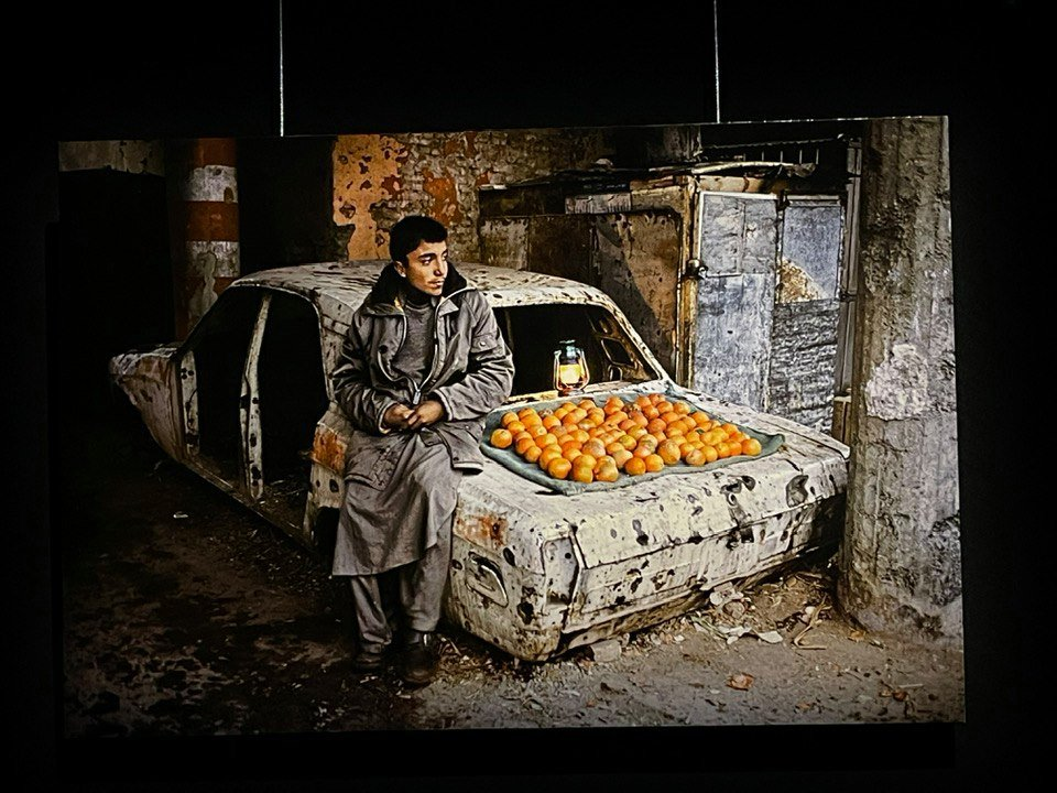 The World of Steve McCurry at MAAG Halle Zurich