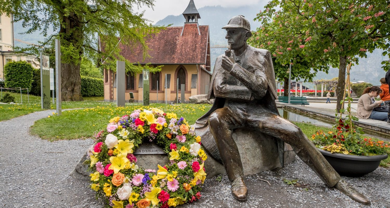 The Sherlock Holmes Museum Meiringen