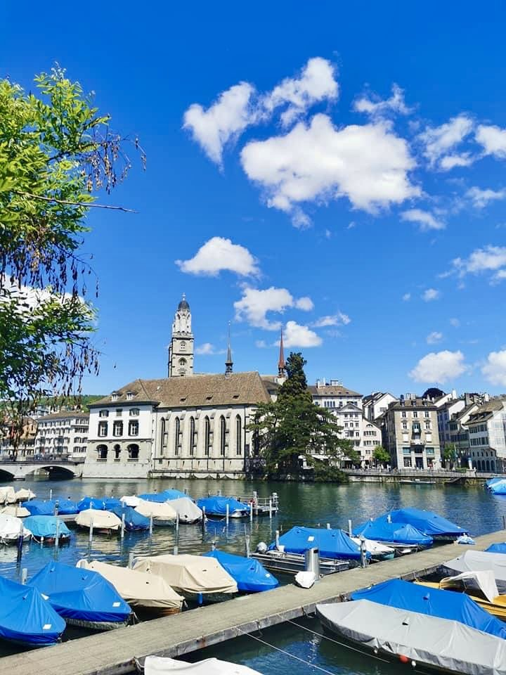 What's On In Zurich Early to Mid June 2021