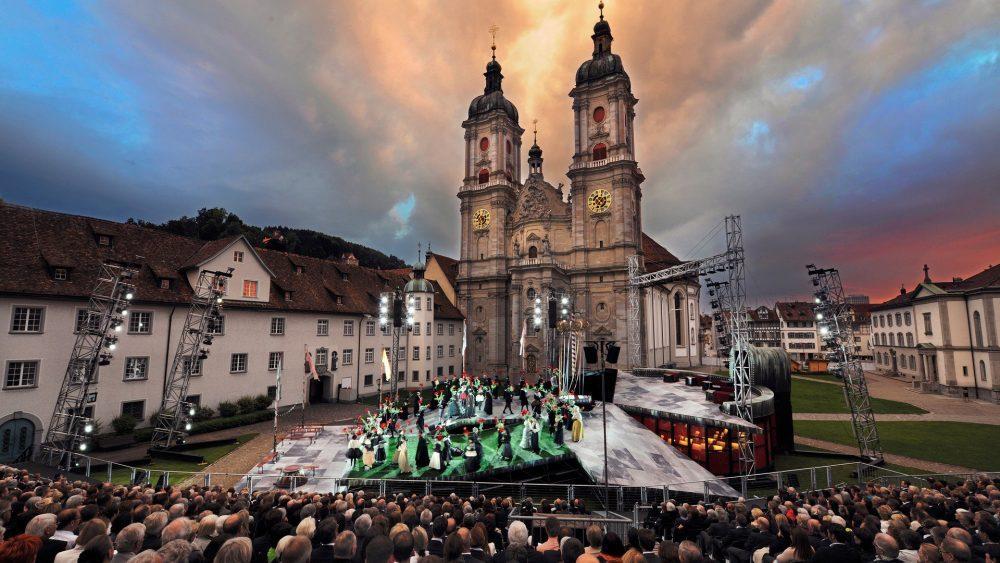 St Galler Festspiele - Opera, Music & Dance in A Unique Location