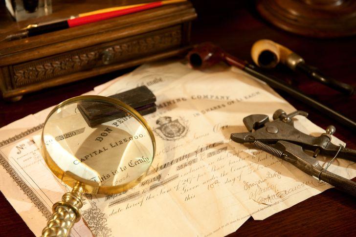 Sherlock Holmes Museum Meiringen