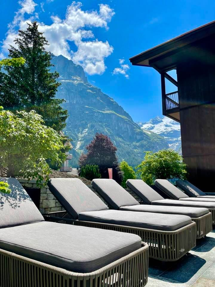 Hotel Bergwelt Grindelwald - Fabulous Modern Design and Style in the Alps