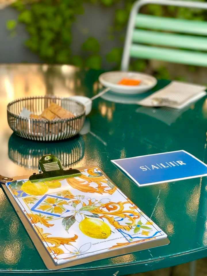 Restaurant SALIR Zurich - A Delicious Fusion of Mediterranean & Middle Eastern Food