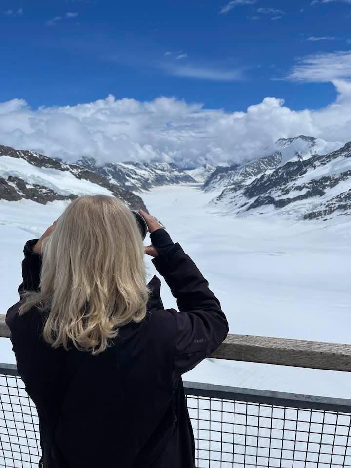 Jungfraujoch near Grindelwald