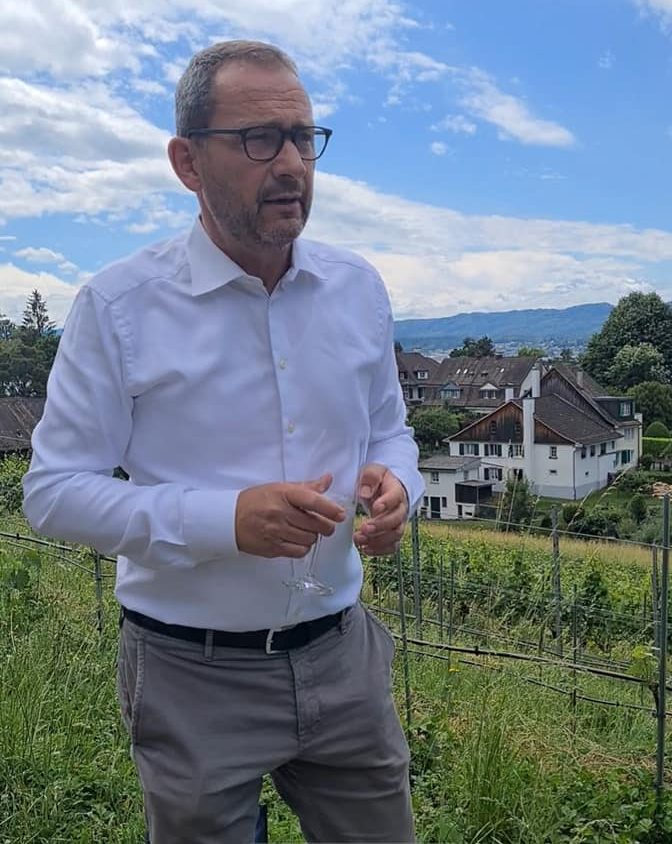 Marc landolt, Landolt wines