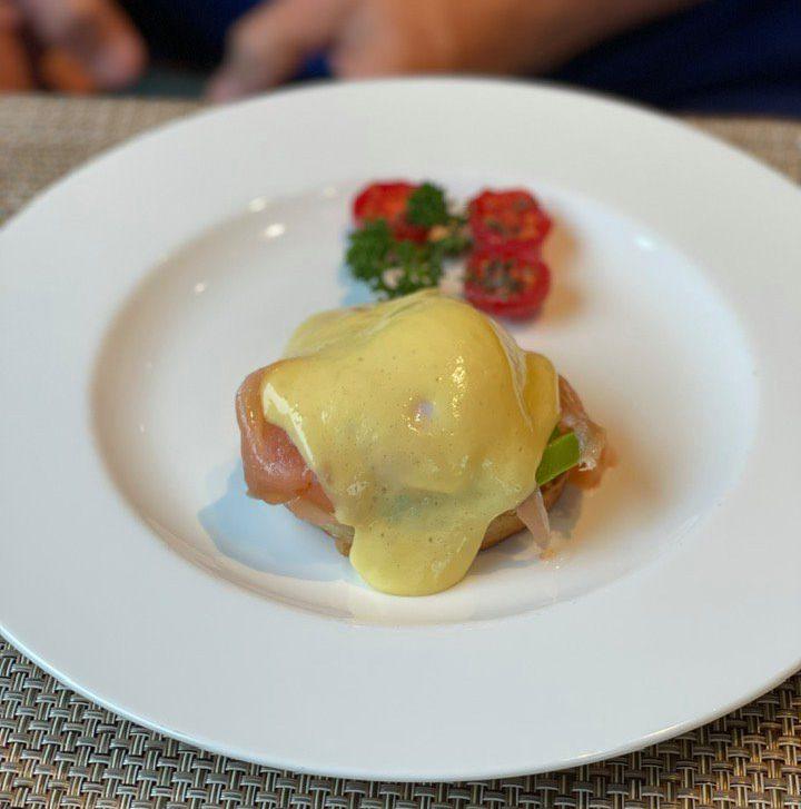 Breakfast at the Capra Saas Fee