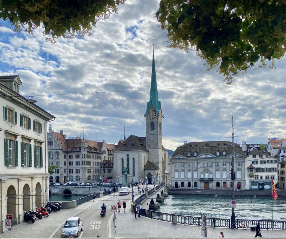 what's on in Zurich mid July 2021