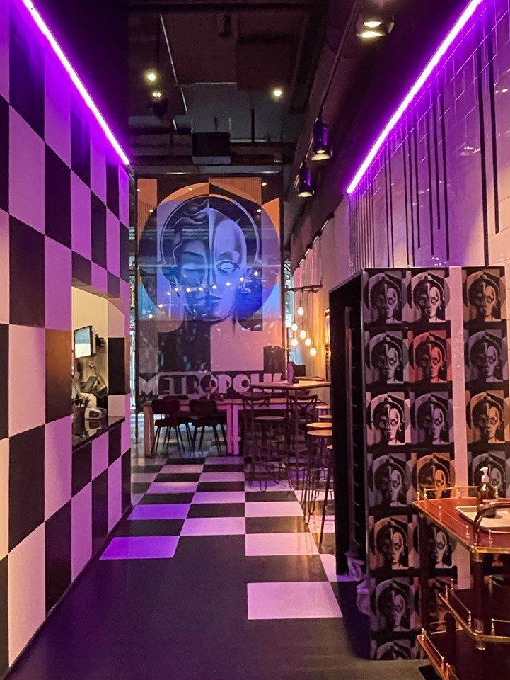 Several Great Restaurants Under one Roof at Kitchen Republic Zurich