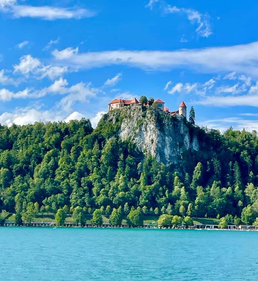 Bled Castle Slowenia