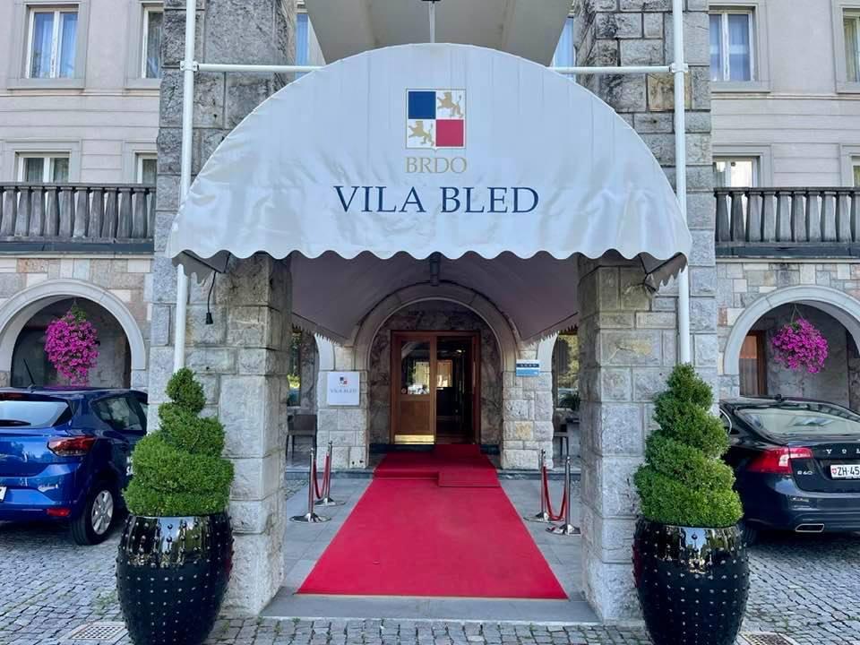 Vila Bled - Tito's Summer residence