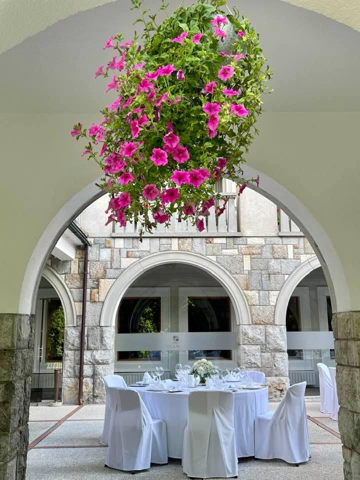Vila Bled - Tito's Summer residence Slovenia
