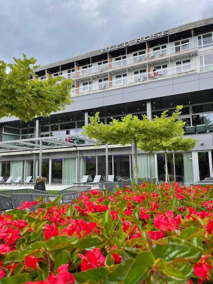 Hotel Bled Rose, Bled, Slovenia