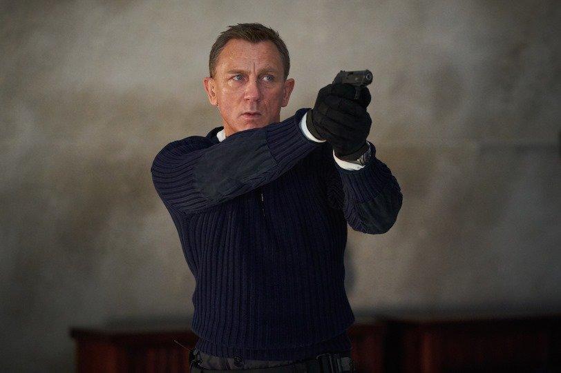 James Bond Swiss Premiere Right After London Screening