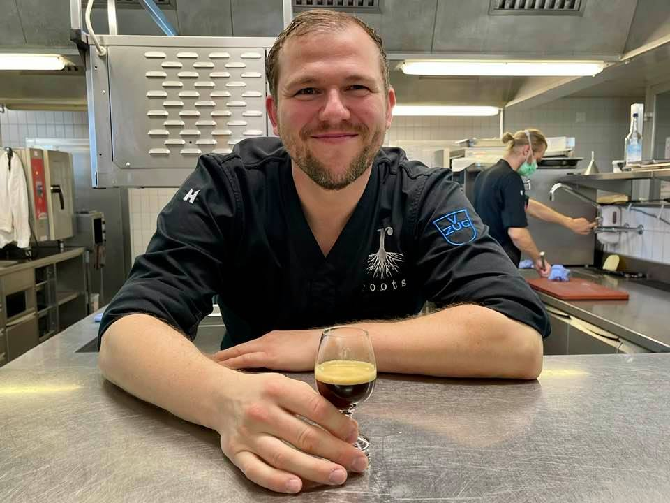 Chef Pascal Steffen Roots Basel