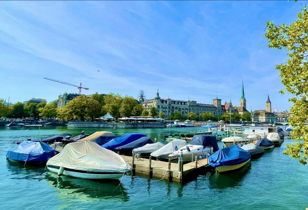 What's On in Zurich Early to Mid September 2021