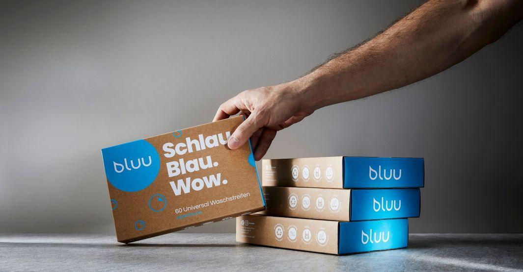 Swiss Swiss Start Up Bluu Launches Eco Friendly Washing Sheets