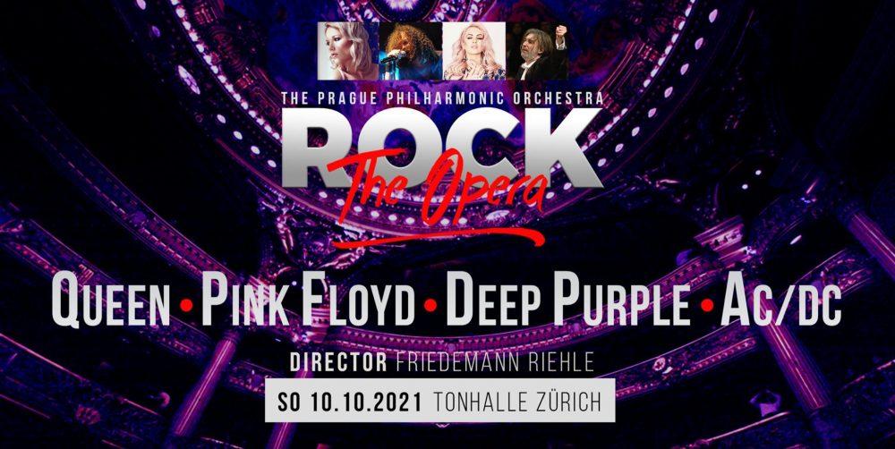 Rock the opera Tonhalle Zurich
