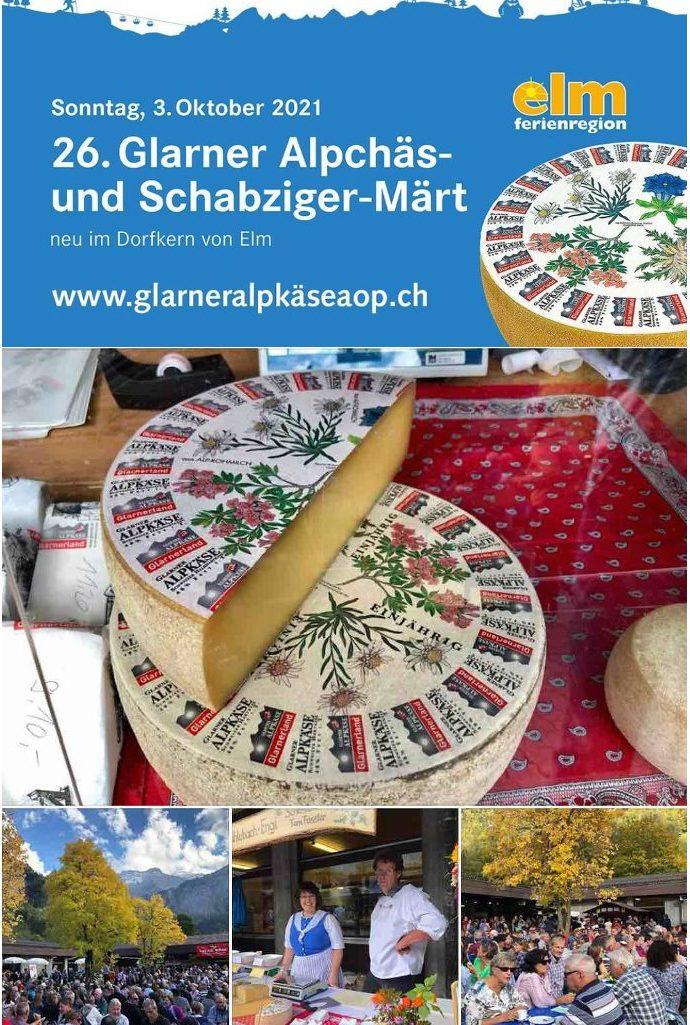 Elm cheese fair