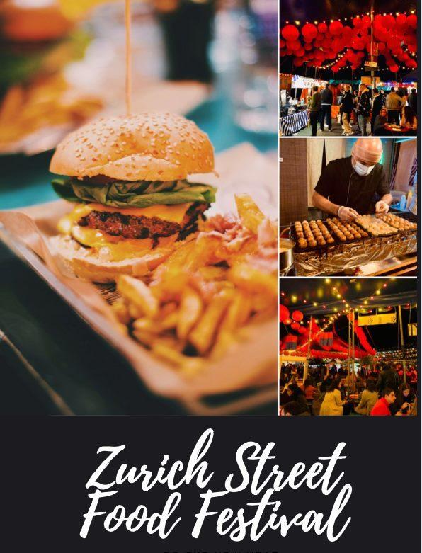 Zurich Street Food Festival Summer / Autumn 2021