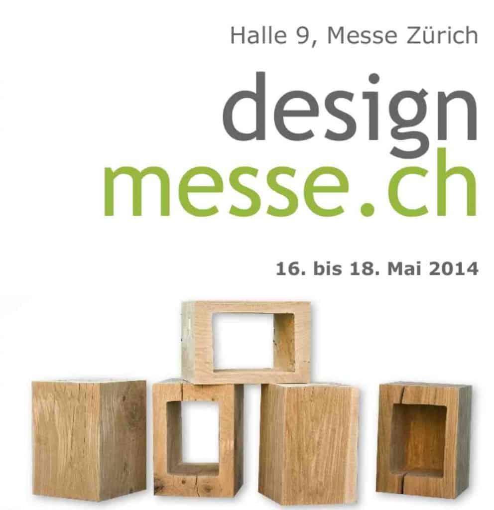 Designmesse Zurich 2014