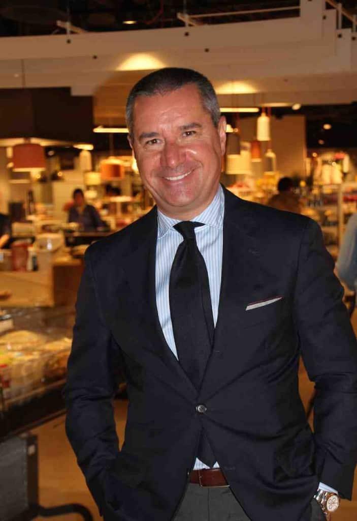 Franco Savastano CEO Jelmoli