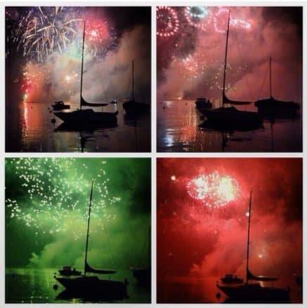 New Year Zurich