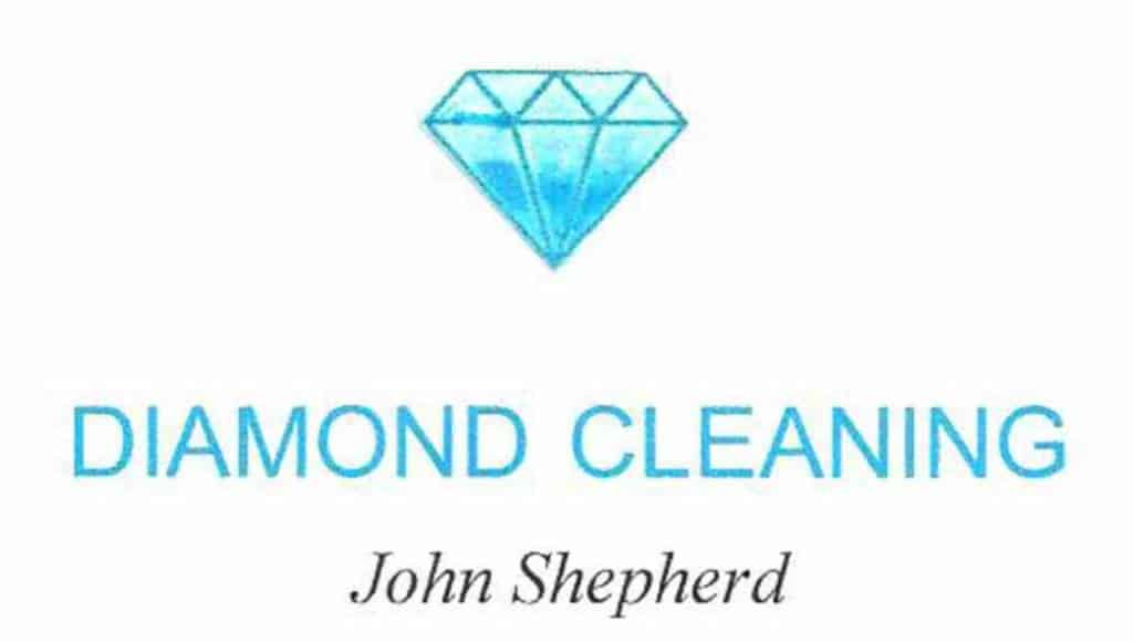 John Shepherd Diamond Cleaning