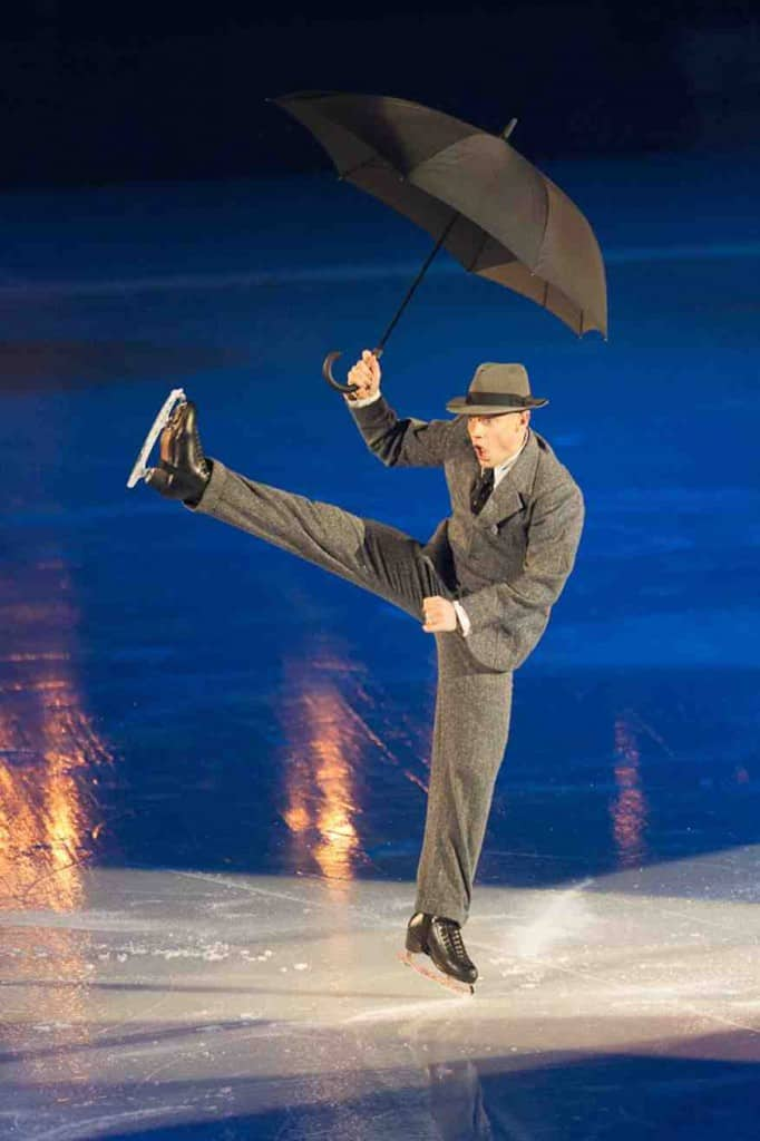 Kurt Browning ice skating Champion
