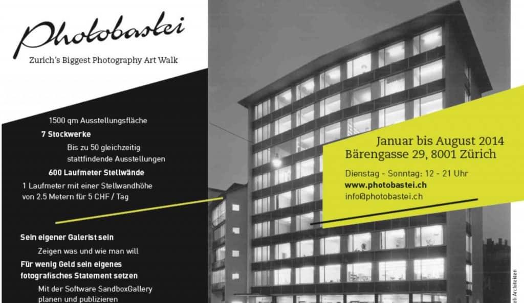 Photobastei Zurich