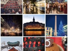 Photos of Zurich at Christmas time – Part 2