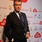 "Pierce Brosnan, Imogen Poots  & Toni Collette in Zurich for ""A Long Way Down"""