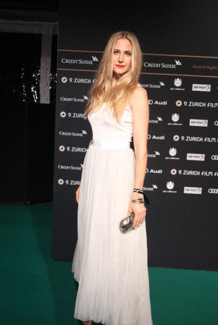 Fiona Hefti ZFF Awards Night Photo © NewInZurich