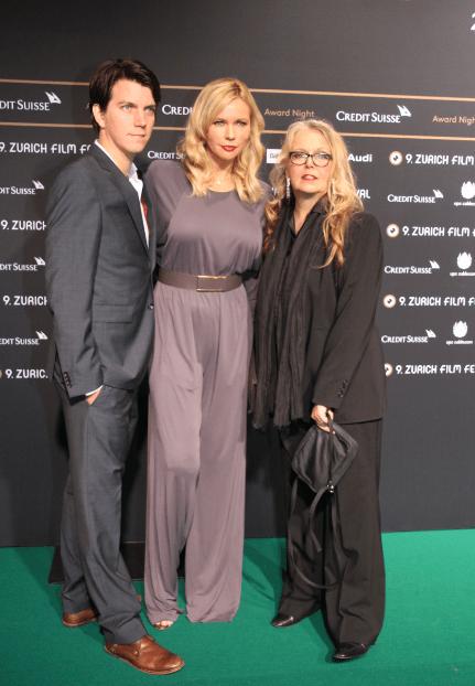 Veronica Ferres actor ZFF Awards Night Photo © NewInZurich