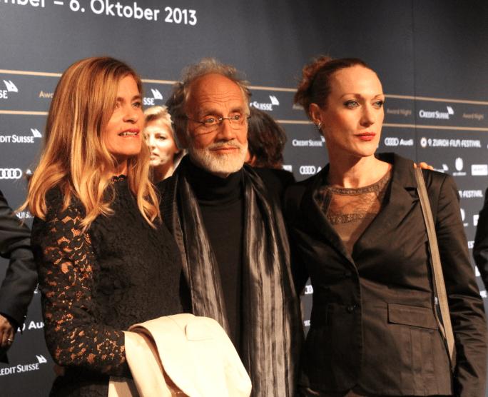 Markus Imhoof at Zurich Film Festival