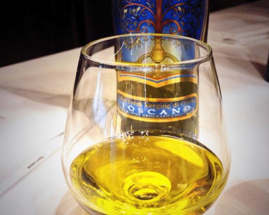Zunfthaus Zur Saffran olive oil tasting