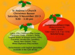 St Andrew's Church Christmas Bazar