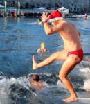 Samichlaus Schwimmen 2013
