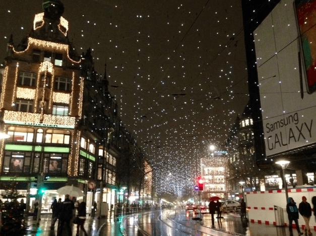 Christmas in Zurich
