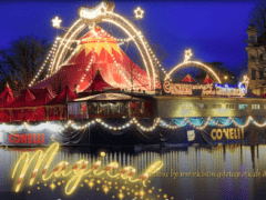 Christmas in Zurich – the Conelli Circus in the Red Top