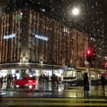 Christmas Shopping Sundays in Zurich 2017