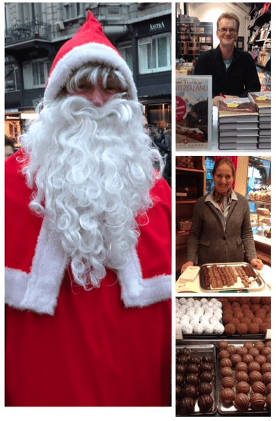 Samichlaus and Zurich