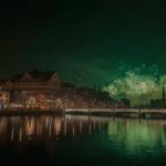 New Year Fireworks in Zurich
