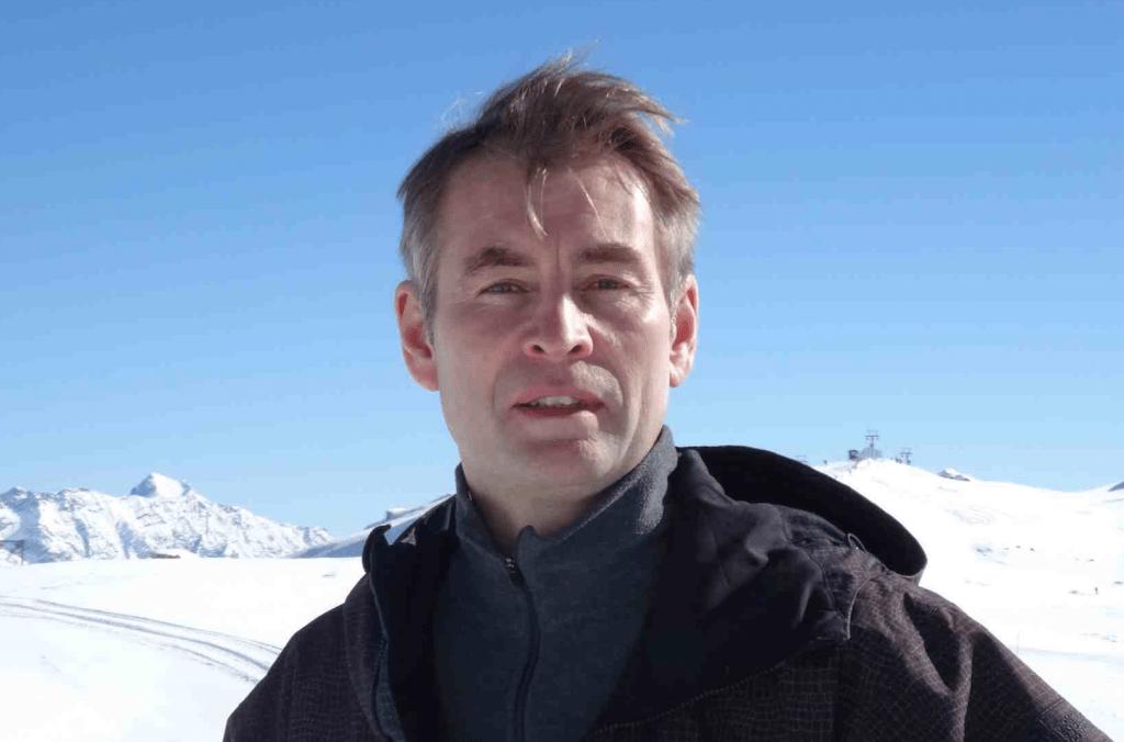 John Shepherd of Diamond Cleaning