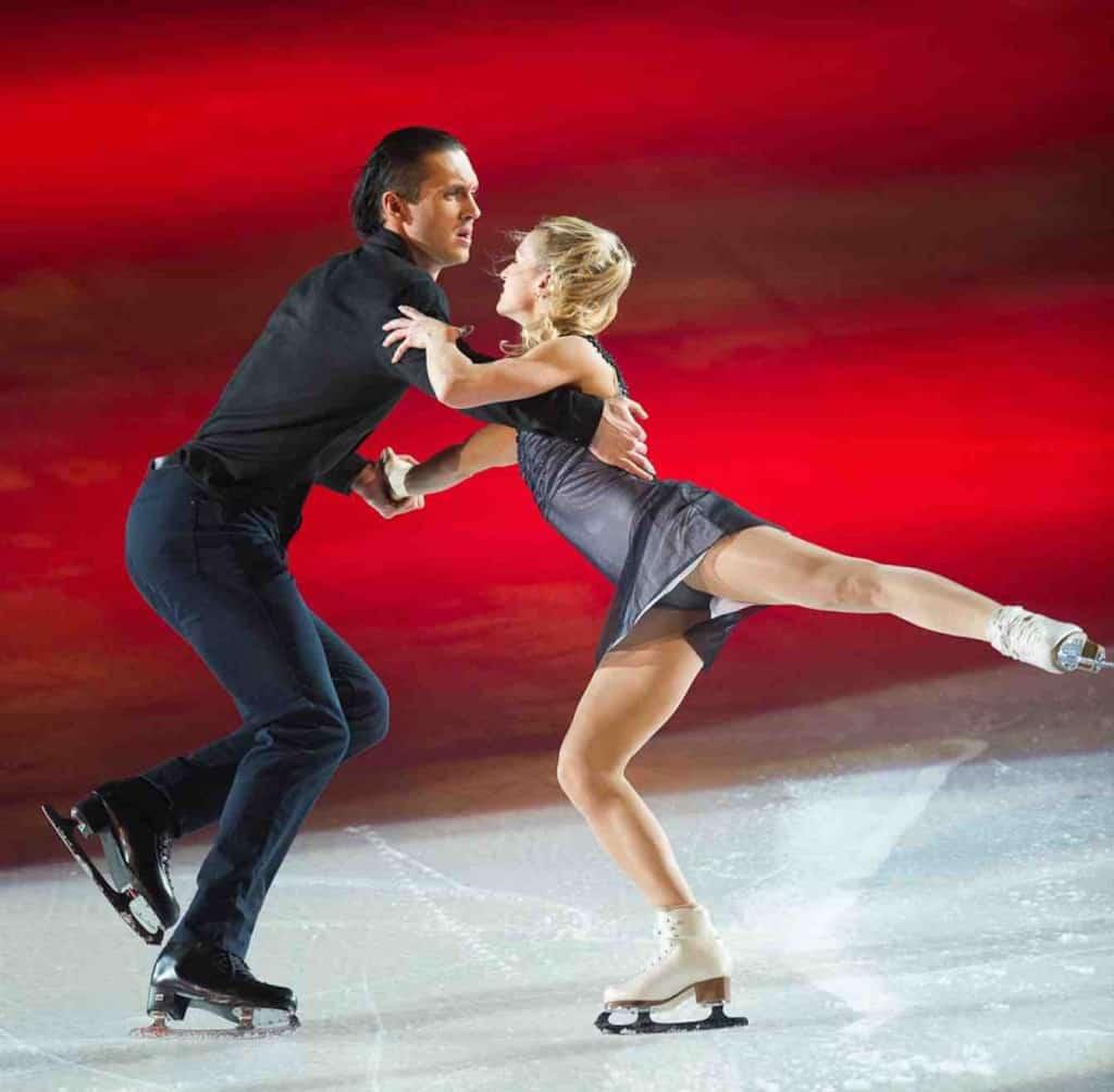 Tatiana Volosozhar and Maxim Trankov