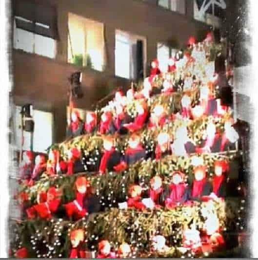 Zurich at christmastime