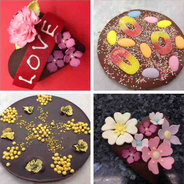 Chocolate Valentine Workshop at Honold's